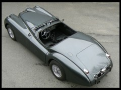 jaguar xk 120 roadster pic #37578