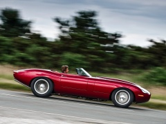 jaguar e-type speedster pic #80736