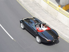 jaguar e-type speedster pic #81802