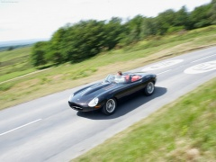 jaguar e-type speedster pic #81806