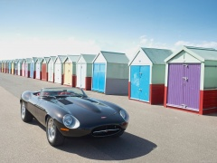 jaguar e-type speedster pic #81808