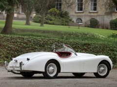jaguar xk 120 roadster pic #90487