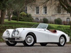 jaguar xk 120 roadster pic #90488