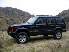 jeep cherokee sport pic #105331