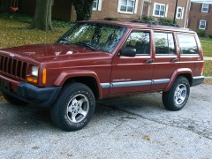 jeep cherokee sport pic #105332