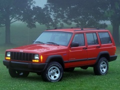 jeep cherokee sport pic #105333