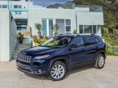 jeep cherokee limited pic #105896