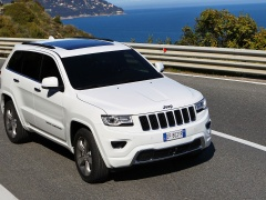 jeep grand cherokee eu-version pic #108673