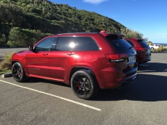 jeep grand cherokee srt pic #166196