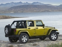 Wrangler Unlimited photo #33569