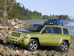 jeep patriot back country pic #58521