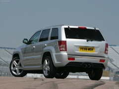 jeep grand cherokee srt-8 pic #63516