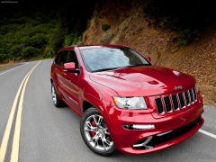 jeep grand cherokee srt-8 pic #80088