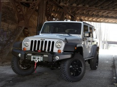 Jeep Wrangler Call of Duty MW3 pic