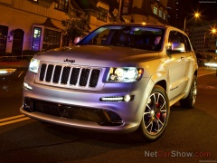 jeep grand cherokee srt-8 pic #92598