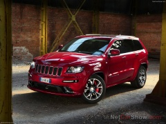 jeep grand cherokee srt-8 pic #92603
