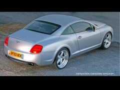 Genaddi Design Bentley Continental GT/R pic
