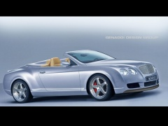 genaddi design bentley continental gt/r pic #17316