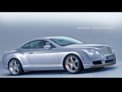 genaddi design bentley continental gt/r pic #17317