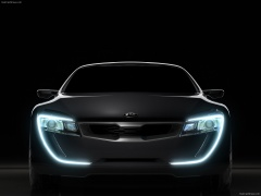 Kia Sports Coupe pic
