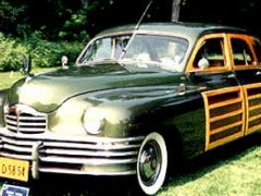 Packard Eight Station Sedan pic