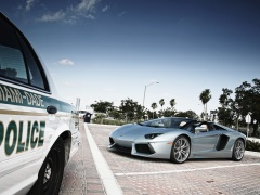 Aventador LP 700-4 Roadster photo #109643