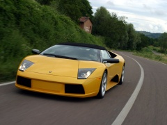 Murcielago Roadster photo #13079