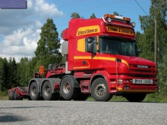 scania t164g pic #19562