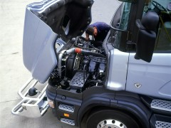Scania T164G pic