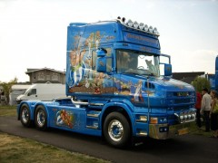 Scania T-series pic