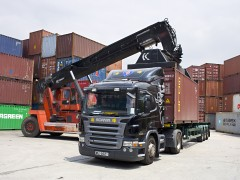 Scania P-series pic