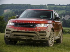 land rover range rover sport supercharged pic #101410