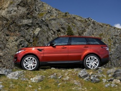 land rover range rover sport supercharged pic #101411