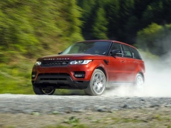 land rover range rover sport supercharged pic #101412