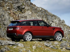 land rover range rover sport supercharged pic #101414