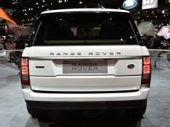 land rover range rover pic #104352