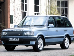 land rover range rover ii pic #105545