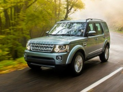Land Rover Discovery pic