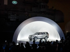 land rover discovery vision pic #116612
