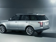 land rover range rover pic #117537