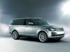 land rover range rover pic #117538