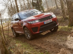 Range Rover Sport SVR photo #138692