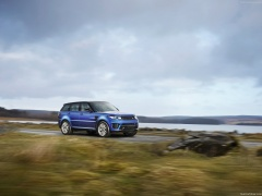 Range Rover Sport SVR photo #138693
