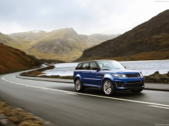 Range Rover Sport SVR photo #138694