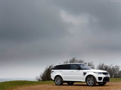 Range Rover Sport SVR photo #138695