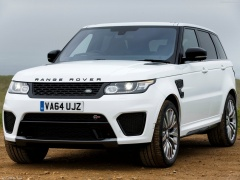 Range Rover Sport SVR photo #138696