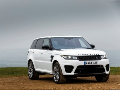 Range Rover Sport SVR photo #138697