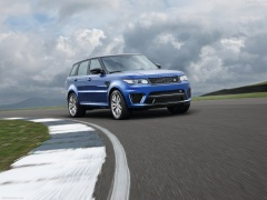 Range Rover Sport SVR photo #138698