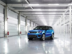 Range Rover Sport SVR photo #138699