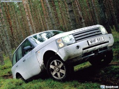 land rover range rover pic #1393